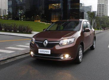 Обновленный Renault Logan в продаже