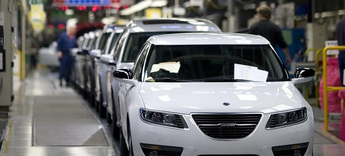 Заводы Saab вновь остановлены
