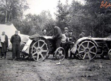 Перепись автомобилей, мотоциклов и тракторов страны – 1918 год