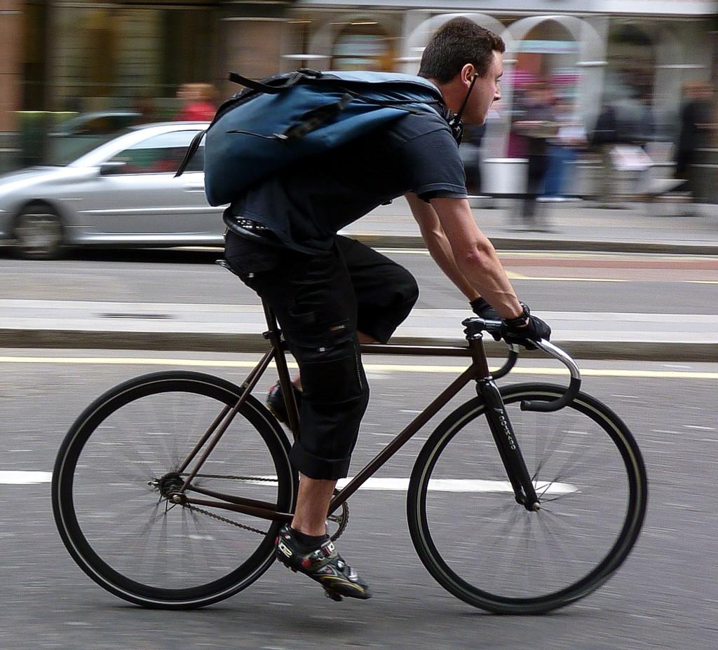 Велосипедные права