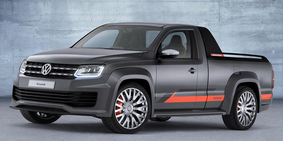 Volkswagen Amarok Power