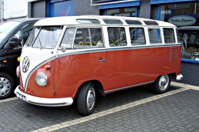 Volkswagen Transporter T1. Bulli