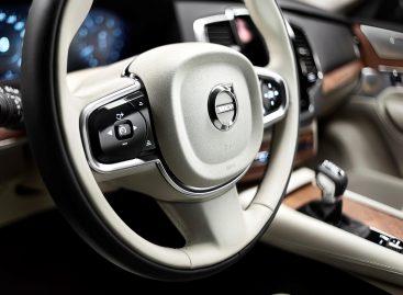 Volvo XC90 2015 с обновленным интерьером