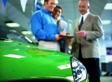 Россия в пятерке лидеров по продажам автомобилей