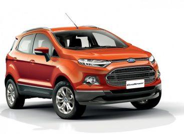 Ford EcoSport: Доступно и всерьез