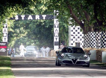 Фестиваль Goodwood Festival of Speed-2014: машины, люди, события