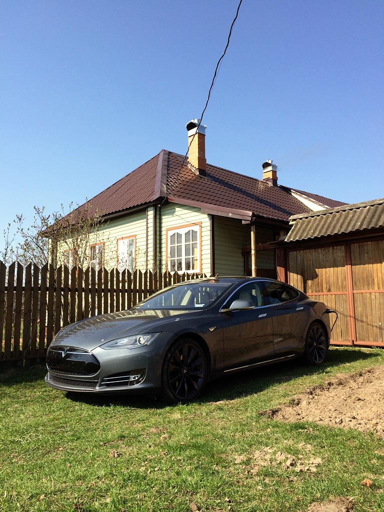В России ошеломительное количество электромобилей