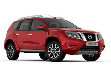 Nissan Terrano: В чем сила, брат?