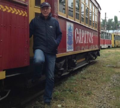 Александр Пикуленко и саратовский трамвай