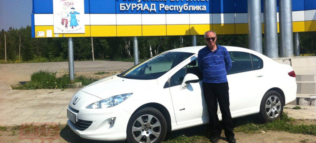 Привет из Монголии: продолжение тест-драйва Peugeot 408, который родом из Калуги