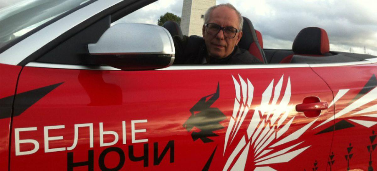 Привет из Санкт-Петербурга: Александр Пикуленко на тест-драйве Audi
