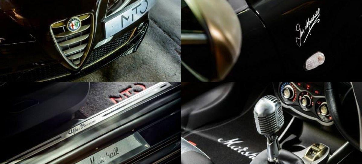 Эксклюзивный концепт от Alfa Romeo – «музыкальная» MiTo By Marshall