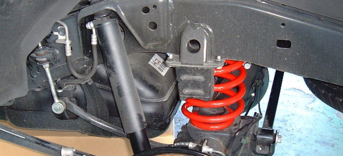 Audi разрабатывает энергогенерирующую подвеску