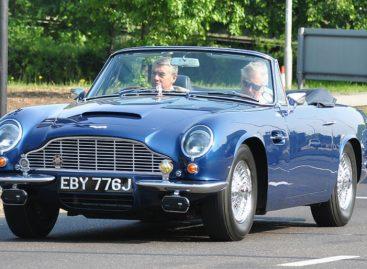 Удивительное биотопливо для Aston Martin