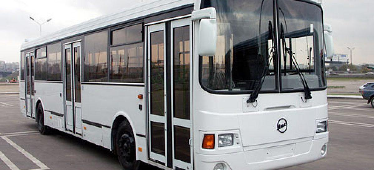 Обновление автобусного парка в Подмосковье