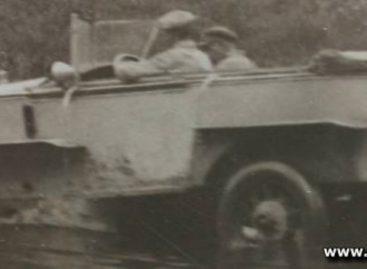 Автомобиль-амфибия ПРА-34 – 1934 год