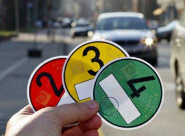 Автомобили будут маркировать по экологическому классу
