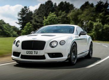Новинка лакшери-автокласса: 572-сильный Bentley Continental GT3-R