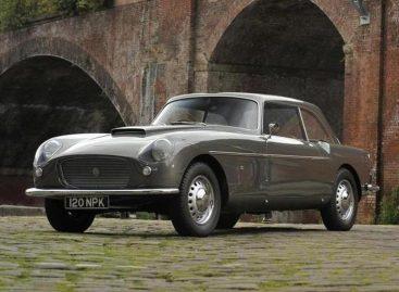 На аукцион Bohnems выставляют редчайший Bristol 406 Zagato