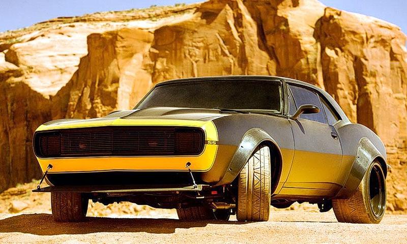 Camaro Bumblebee 1967