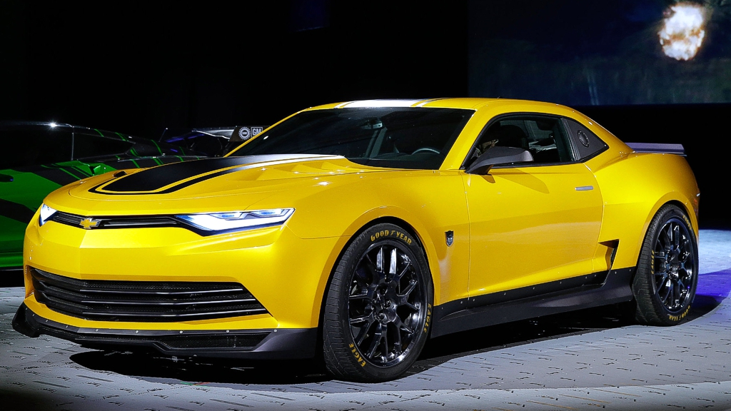 Camaro Bumblebee 2014