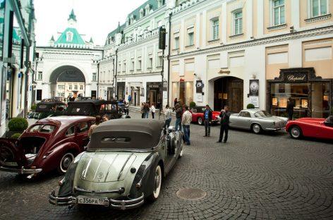 В июне в Москве состоятся два автомобильных ралли