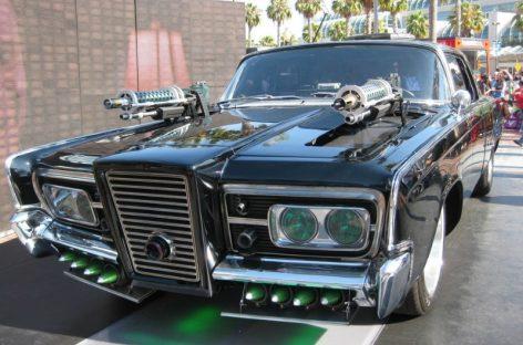 Автомобиль из Зеленого шершня будет продан на аукционе