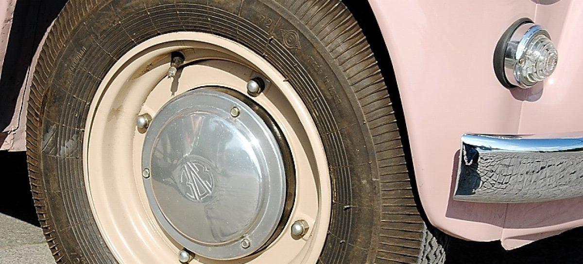 Балансировка колёс и управляемость