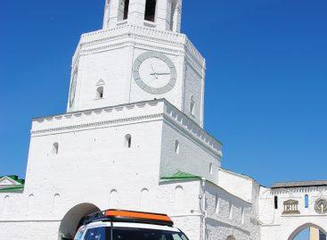 Автопробег Эха Дорожные истории — последний день в Казани