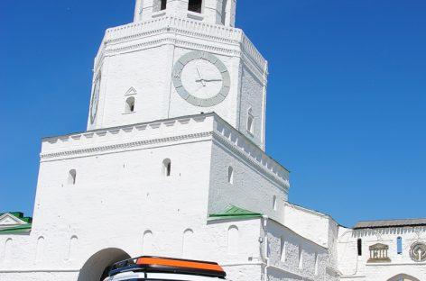 Автопробег Эха Дорожные истории – последний день в Казани