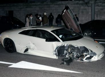 Попасть под Ferrari или Lamborghini не только почетно, но и почти безопасно