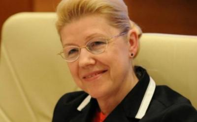 Депутат Мизулина