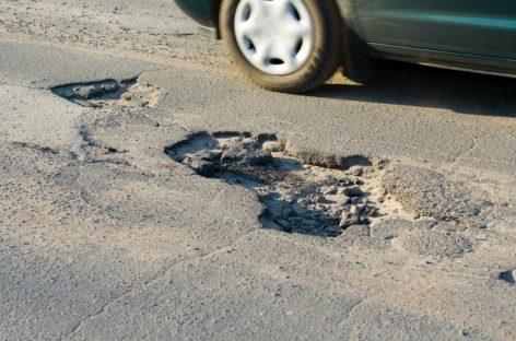 Средний интервал между капитальными ремонтами российских дорог – 31 год
