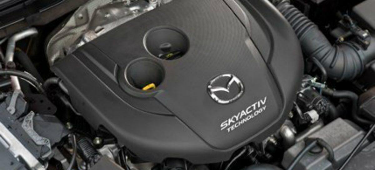 Новые технологии силовых установок: двигатель Mazda SkyActiv