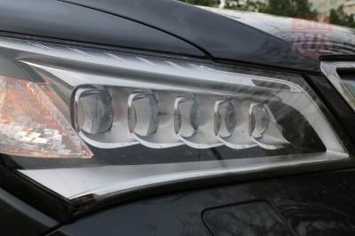Фары Acura MDX - шедевр