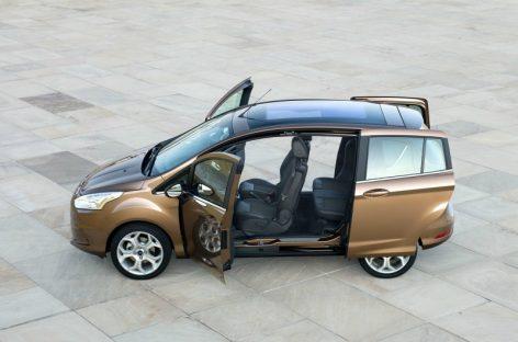 Ford B-Max: машина гениальная, но недостижимая