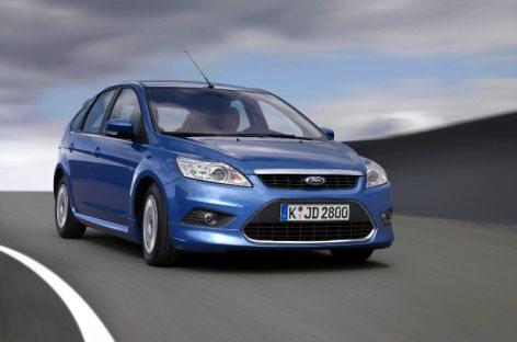 Замену Ford Focus найти не сложно