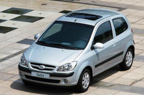 Замену Hyundai Getz за 400 тысяч не найдешь