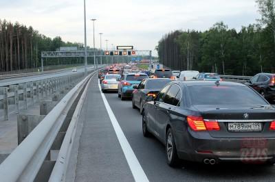 Платная скоростная автодорога, северный обход города Одинцово