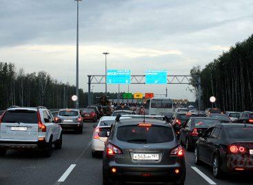 В декабре в Подмосковье заработает система беспилотного вождения транспорта в потоке