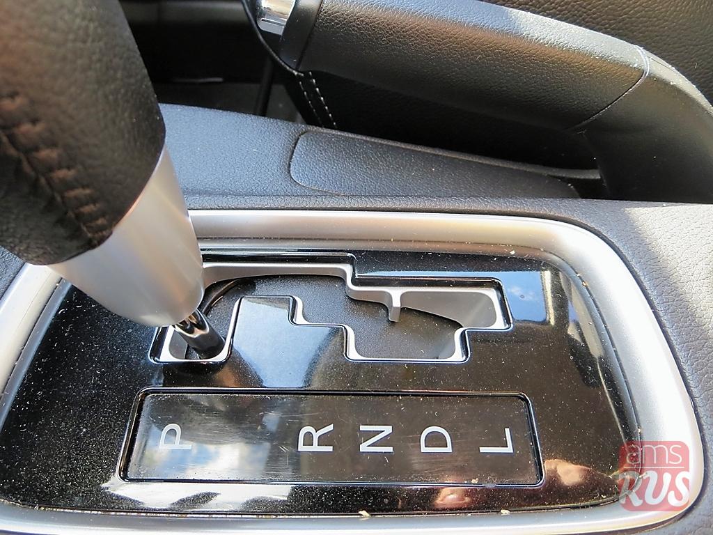 Российские покупатели предпочитают машины с АКПП