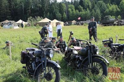 Моторы войны 2014
