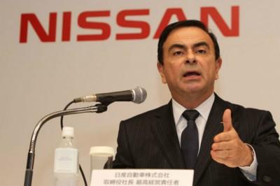 Карлос Гон - глава автоконцерна Renault-Nissan