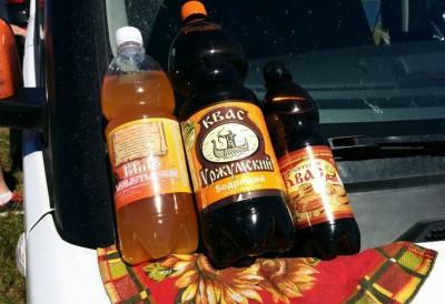 Квас - благородный напиток