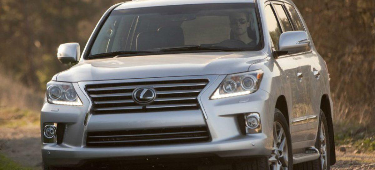 Toyota и Lexus отзывают автомобили в России