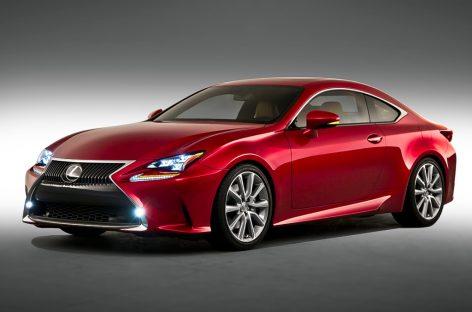 Lexus IS 2015: более технологичен, более умен