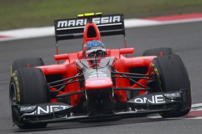 Marussia - болид Formula-1