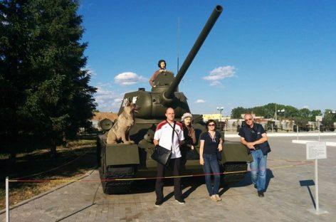 Дорожные истории. 25 лет с Эхо. Екатеринбург