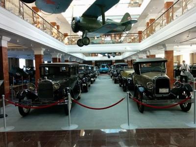 Музей военной техники в Екатеринбурге