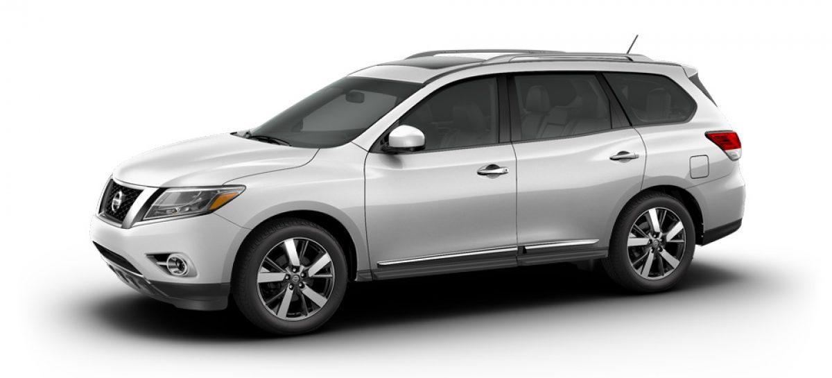 Nissan Pathfinder: Следопыт из мегаполиса